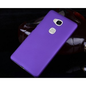 Coque De Protection Rigide Violet Pour Huawei Honor 5x