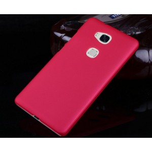 Coque De Protection Rigide Rose Pour Huawei Honor 5x