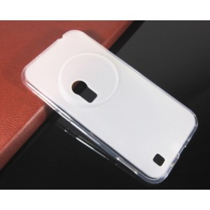 Coque De Protection En Silicone Transparent Pour Asus Zenfone Zoom ZX551ML