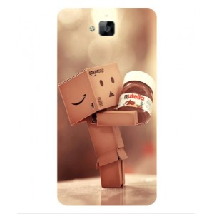 Coque De Protection Amazon Nutella Pour Huawei Enjoy 5