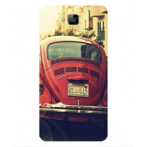 Coque De Protection Voiture Beetle Vintage Huawei Enjoy 5