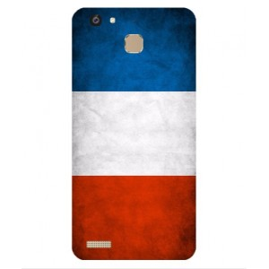 Coque De Protection Drapeau De La France Pour Huawei Enjoy 5s