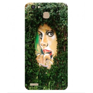Coque De Protection Art De Rue Pour Huawei Enjoy 5s