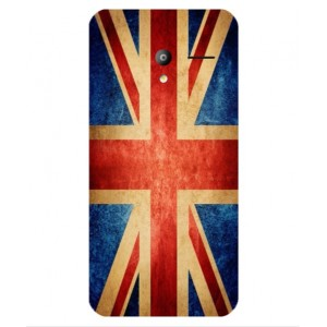 Coque De Protection Drapeau Vintage Royaume Uni Pour Vodafone Smart Speed 6