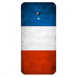 Coque De Protection Drapeau De La France Pour Vodafone Smart Speed 6