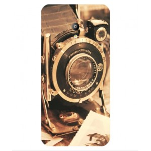 Coque De Protection Appareil Photo Vintage Pour Vodafone Smart Speed 6