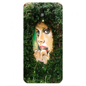 Coque De Protection Art De Rue Pour Vodafone Smart Speed 6