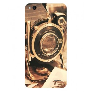 Coque De Protection Appareil Photo Vintage Pour Vodafone Smart Ultra 6