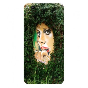 Coque De Protection Art De Rue Pour Vodafone Smart Ultra 6