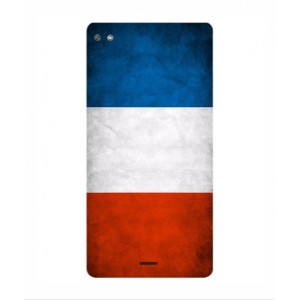 Coque De Protection Drapeau De La France Pour BLU Vivo Air LTE