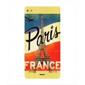 Coque De Protection Paris Vintage Pour BLU Vivo Air LTE