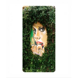 Coque De Protection Art De Rue Pour BLU Vivo Air LTE