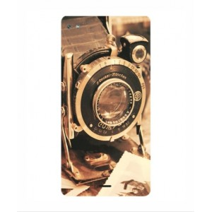 Coque De Protection Appareil Photo Vintage Pour BLU Vivo Air LTE