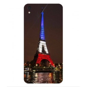 Coque De Protection Tour Eiffel Couleurs France Pour BLU Win HD LTE