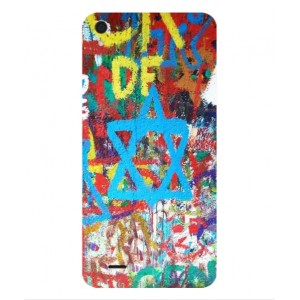 Coque De Protection Graffiti Tel-Aviv Pour BLU Win HD LTE