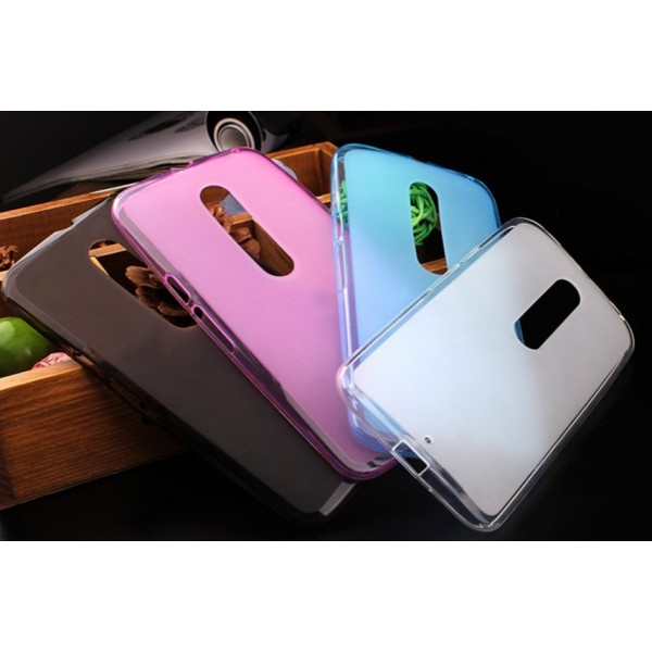 coque protection silicone blanc motorola moto x force. Black Bedroom Furniture Sets. Home Design Ideas