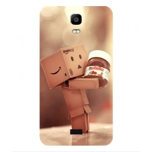 Coque De Protection Amazon Nutella Pour Huawei Y3