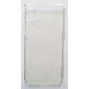 Coque De Protection Rigide Transparent Pour BQ Aquaris E5