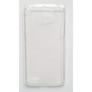 Coque De Protection Rigide Transparent Pour LG Bello II