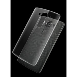 Coque De Protection Rigide Transparent Pour LG V10
