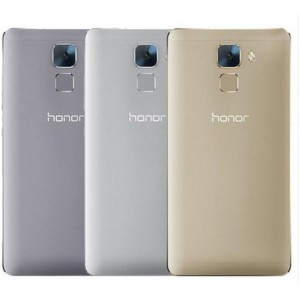 Cache Batterie Pour Huawei Honor 7 - Or