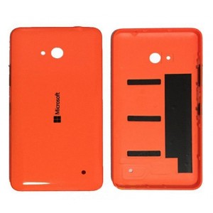 Cache Batterie Pour Microsoft Lumia 640 LTE - Orange