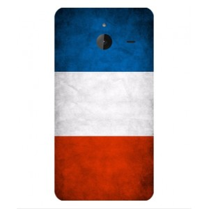 Coque De Protection Drapeau De La France Pour Microsoft Lumia 640 XL LTE