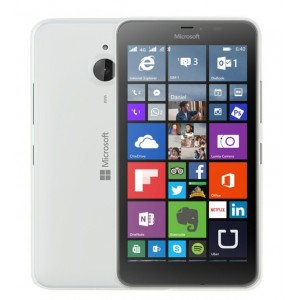 Coque De Protection Rigide Transparent Pour Microsoft Lumia 640 XL LTE