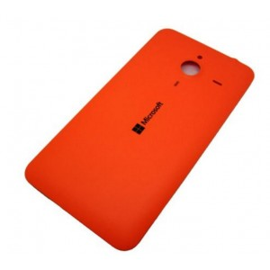 Cache Batterie Pour Microsoft Lumia 640 XL LTE - Orange