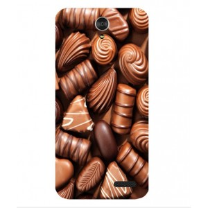 Coque De Protection Chocolat Pour ZTE Grand X 3