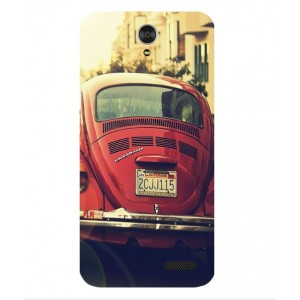 Coque De Protection Voiture Beetle Vintage ZTE Grand X 3