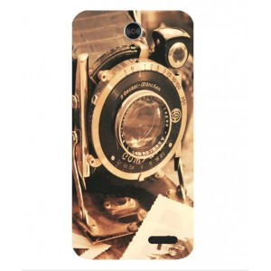 Coque De Protection Appareil Photo Vintage Pour ZTE Grand X 3
