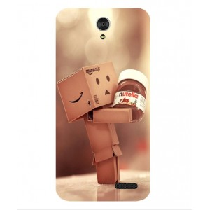 Coque De Protection Amazon Nutella Pour ZTE Grand X 3