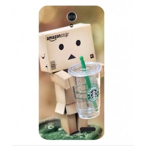 Coque De Protection Amazon Starbucks Pour ZTE Grand X 3