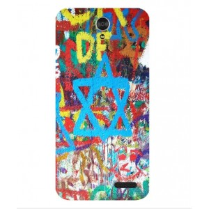 Coque De Protection Graffiti Tel-Aviv Pour ZTE Grand X 3