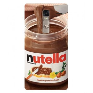 Coque De Protection Nutella Pour LG Class