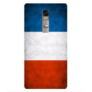 Coque De Protection Drapeau De La France Pour LG Class