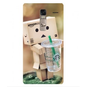 Coque De Protection Amazon Starbucks Pour LG Class