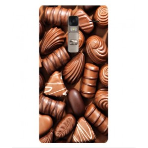 Coque De Protection Chocolat Pour LG Class