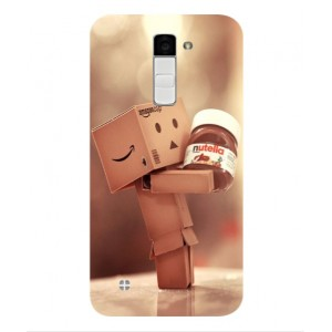 Coque De Protection Amazon Nutella Pour LG K10