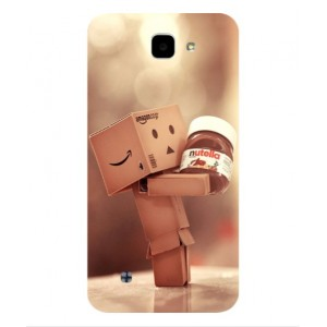 Coque De Protection Amazon Nutella Pour LG K4