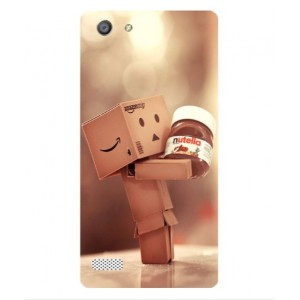 Coque De Protection Amazon Nutella Pour Oppo A33