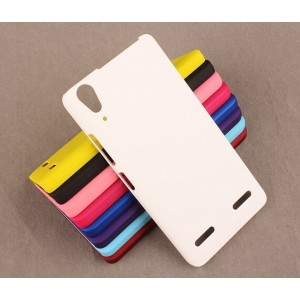 Coque De Protection Rigide Blanc Pour Lenovo Lemon K3