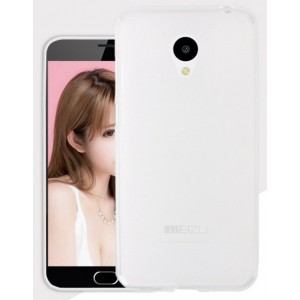 Coque De Protection En Silicone Transparent Pour Meizu M2 Mini