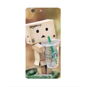 Coque De Protection Amazon Starbucks Pour Gionee Marathon M5