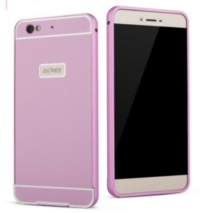 Protection Bumper Rose Pour Gionee Elife S6