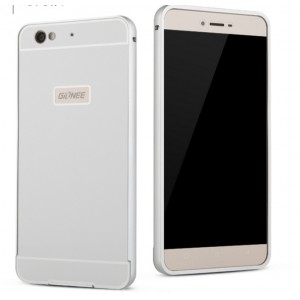 Protection Bumper Blanc Pour Gionee Elife S6