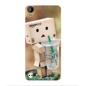 Coque De Protection Amazon Starbucks Pour HTC Desire 630