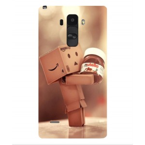 Coque De Protection Amazon Nutella Pour LG G4 Stylus