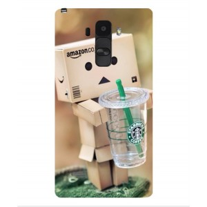Coque De Protection Amazon Starbucks Pour LG G4 Stylus